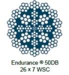 50DB Endurance 36x7