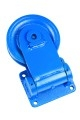 Directional block swivel