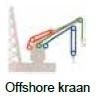Offshore kraan