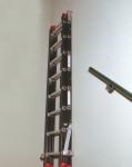 Liftmachinekamerladder USP opbergsituatie