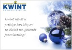 Kerstgroet Kwint