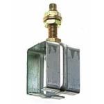 RAILSTEUN MET KORTE BOUT (M10) COMER 80-1