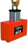 Hefmagneet Pneumatische BUX, Hefmagneten