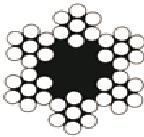 Blank omspoten 7x19