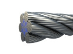 Dyform 6x36 PI Bristar Ord Lay with 7x7 core OIL and GAS CRANE