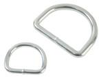 half ronde ring