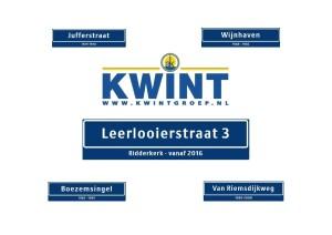 Kwint Ridderkerk Rotterdam