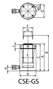 CSE GS, FPT, KWINT, hydraulic,